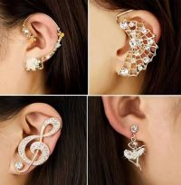 2014 Fashionable Designs Of Earrings For Women And Teenage