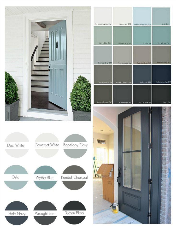 Popular Front Door Paint Colors Door Paint Colors Front Doors