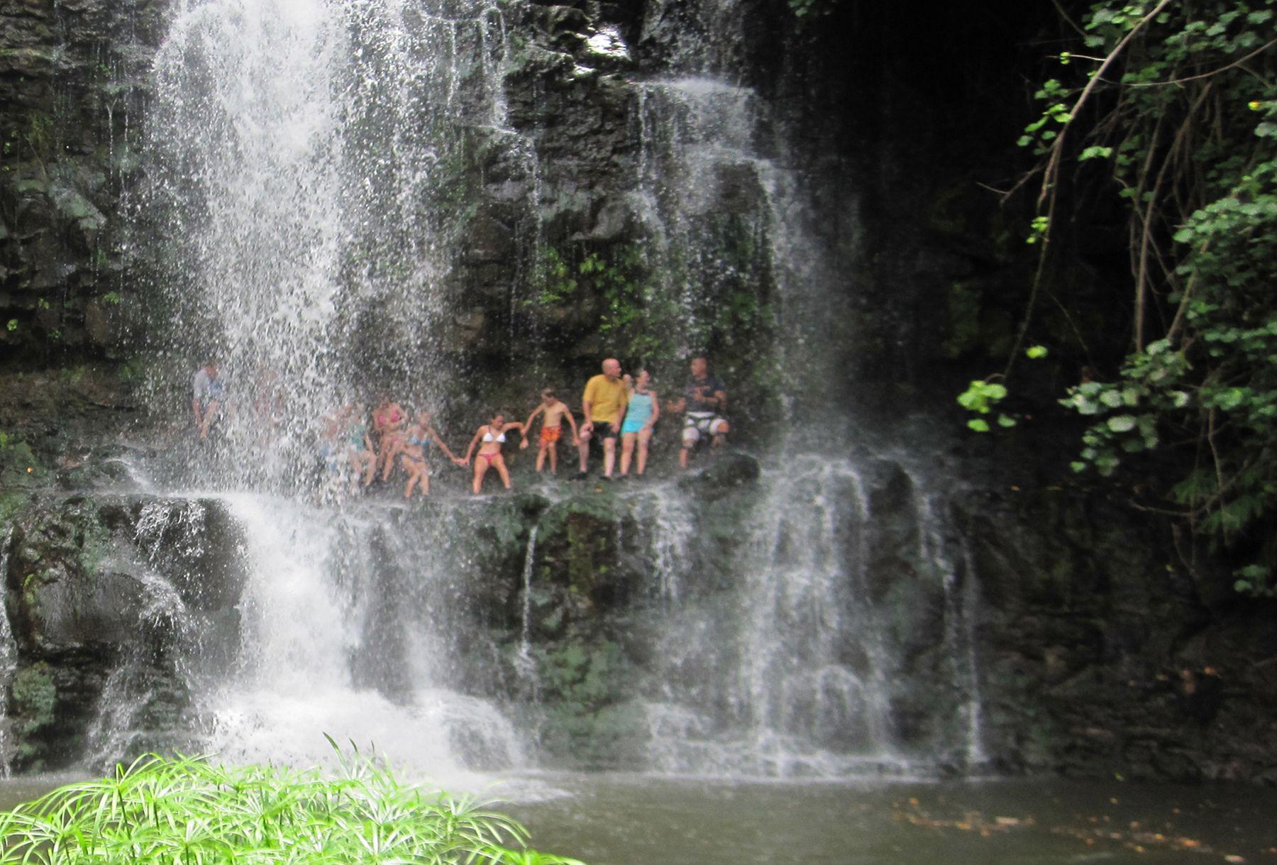 Wailua River Kayak And Hidden Valley Falls Adventure