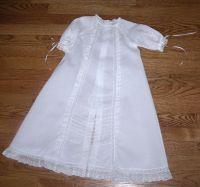 OFB Raglan Christening Gown | Heirloom Sewing | Pinterest ...