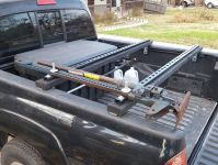 Pin by Mark Allen on Tacoma DIY truck bed rack   Pinterest ...