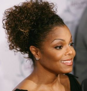 Janet Jackson With Naturalhair# Bestnaturalhairvideos