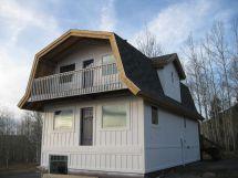 Gambrel Roof Barn House Plans