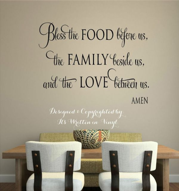 Christian Wall Stickers Quotes . Vinyl Decal Home