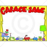 Community Garage Sale Clip Art  Cliparts
