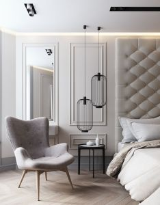 bedside tables design ideas to replace your nightstand also ce  df dag small apartments rh nz pinterest