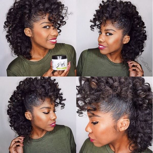 A Fro Hawk To Die For! Community Blackhairinformation Com