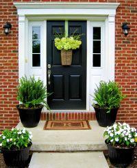 Best 25+ Front door plants ideas on Pinterest   Front door ...