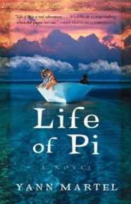 Image result for life of pi book cover