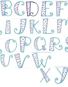 cool images of free alphabet fonts graffiti printable letter font letters old english also polka dot