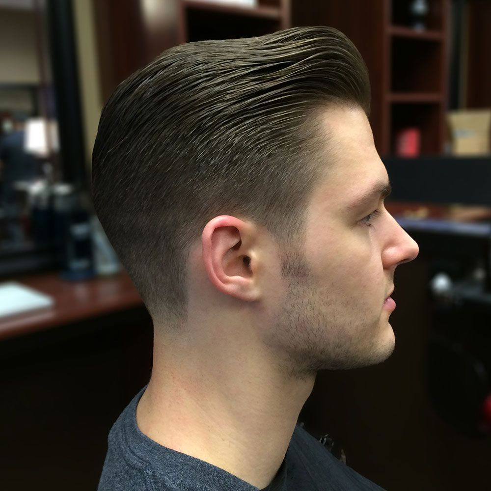 List Of Pompadour Haircuts Trending In 2016 Classic Mens Haircut