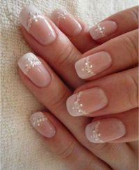 New Pretty Wedding Nail Designs
