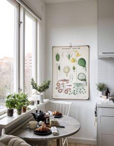 Scandinavian interior design kitchen table small spacesmall dining also ideas pinterest rh