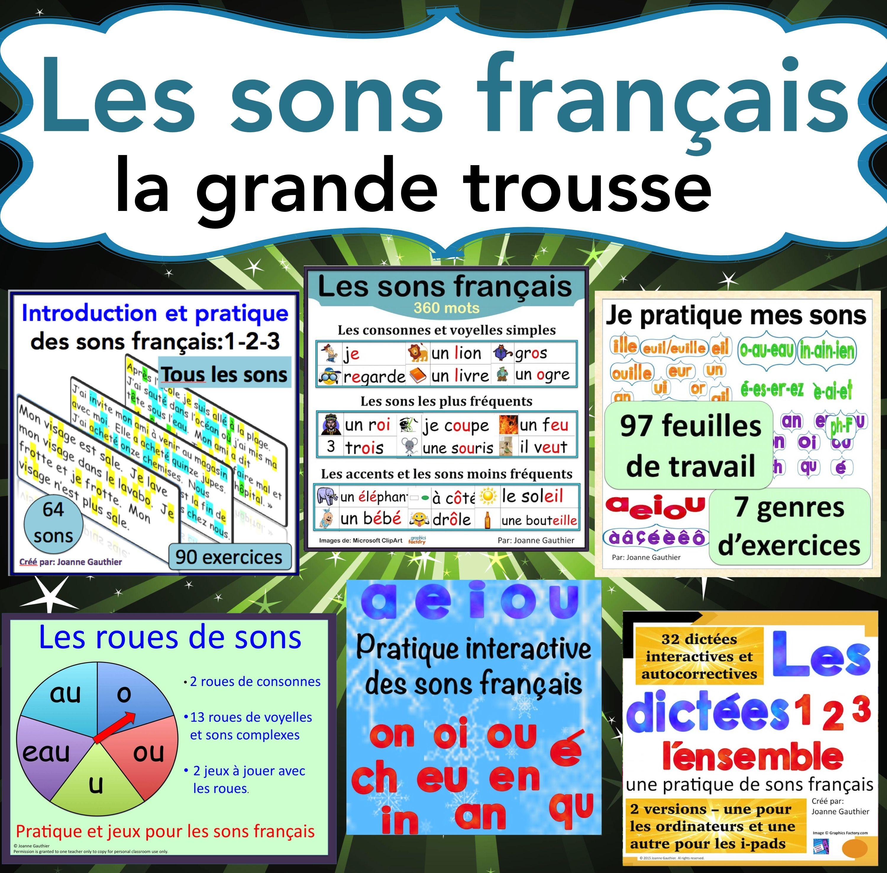 Worksheet For Grade 1 French Immersion