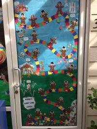 Candy Land Door