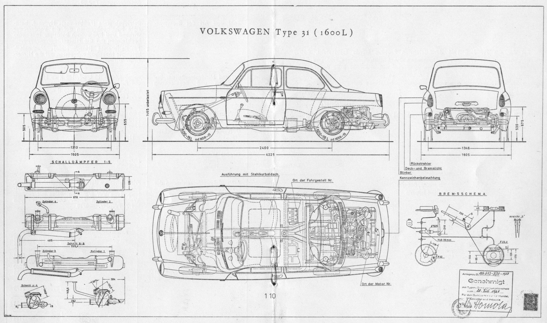 Volkswagen Typ 31 L 73 Smcars
