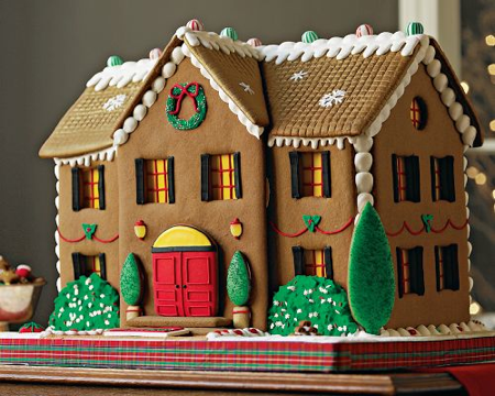 23 Days Until Christmas Bucket List Gingerbread House And Gourmet
