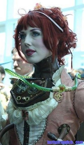 Chronicle Of A Lady Steampunk Hairstyles For Short Hair
