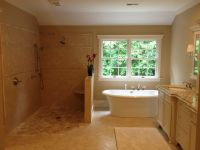 Home Revision | Level Entry Showers, Curbless Showers ...