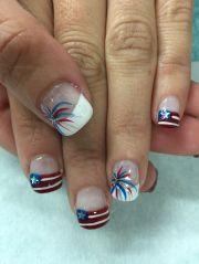 patriotic-memorial day 4th july