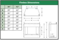 FMI Products - Outdoor Fireplace - Alpine Firebox ...