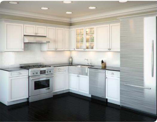 Small L Shaped Kitchen Designs Layouts L Shaped Kitchen Layout