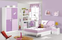 Kid Bedroom Purple And Soft Purple Bedroom Furniture Set ...