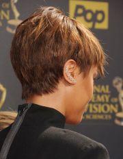 tyra bank haircut - google