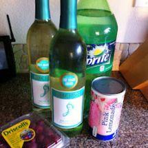 Check Sarasota Lemonade White Wine Sangria . '