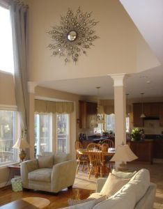 Huge fireplace mantel decorating help needed also best images about marnie   board on pinterest pewter trim rh