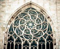 Duomos Gothic Window | Gothic windows, Gothic and Gothic ...