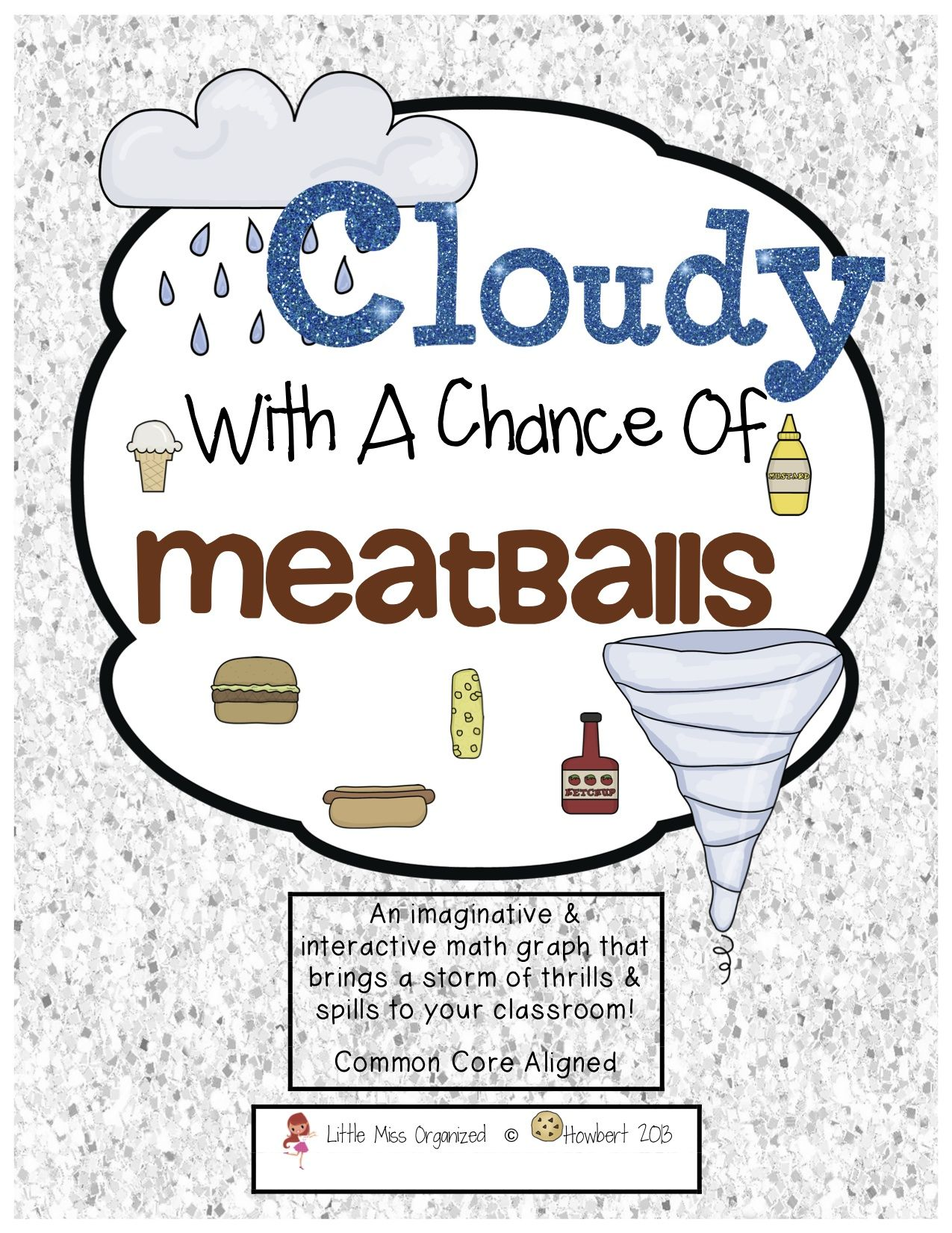 Cloudy With A Chance Of Meatballs Graphing Unit