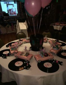 theme sock hop birthday party ideas also best images about on pinterest  tissue rh