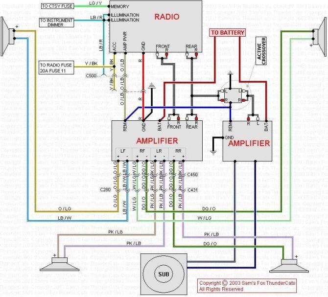 kenwood home stereo wiring diagram  97 dodge ram stereo