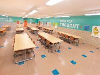 school cafeteria design