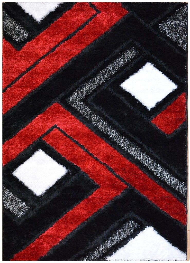 black and red bathroom rugs  Red Bathroom Rugs  Pinterest