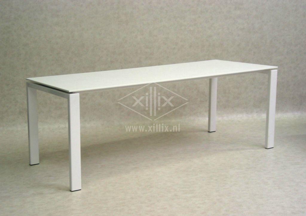 Corian Tafelblad Rond.Tafel Glas Salontafel Zwart Glas Prachtig Design 2 Zwarte