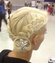 braids with asymmetrical