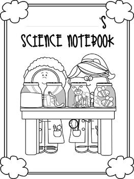 This freebie includes cute notebook covers for student