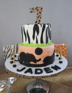 Boy   jungle safari themed th birthday party also rh pinterest