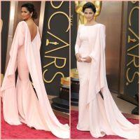 Louise Roe - Camila Alves Oscars 2014 | Gorrrr-geous Gowns ...