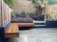 modern garden design | Modern garden design London natural ...