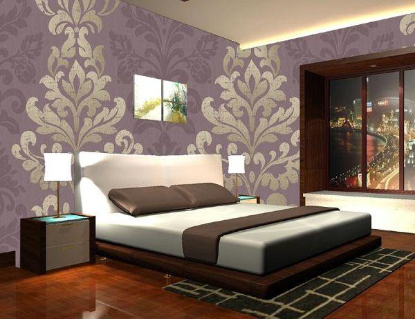 Wooden Tile Laminated Floor Design Room Paint Colors
