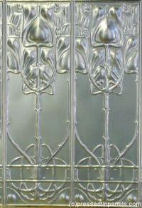 Pressed Tin Panels - Splashback, Wall & Ceiling Panels Art ...