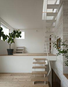 Simple interior also chika hagino architects detail facade pinterest rh