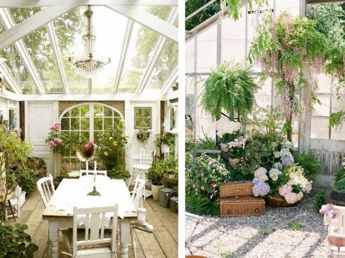 gartengestaltung pflege haus garten wintergarten gestalten welche, Garten und Bauten