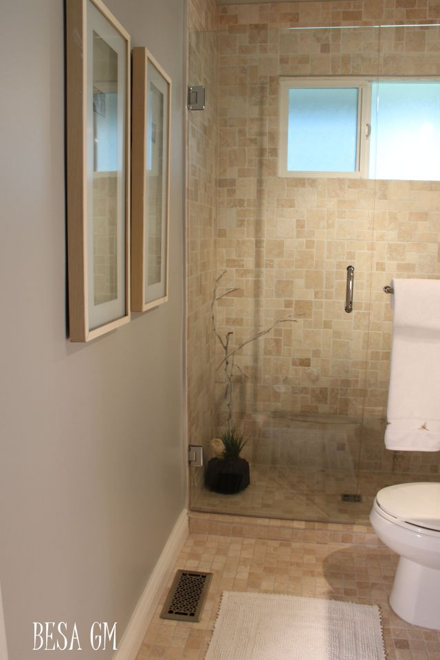 Small Bathroom Remodel Idea