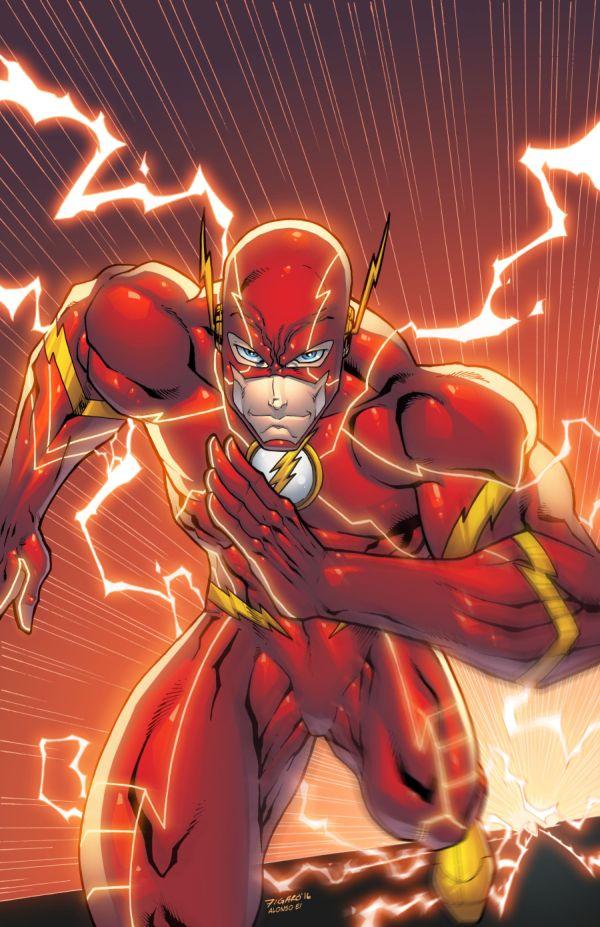 Flash Kid-destructo Deviantart Dc Comic And Superheroes