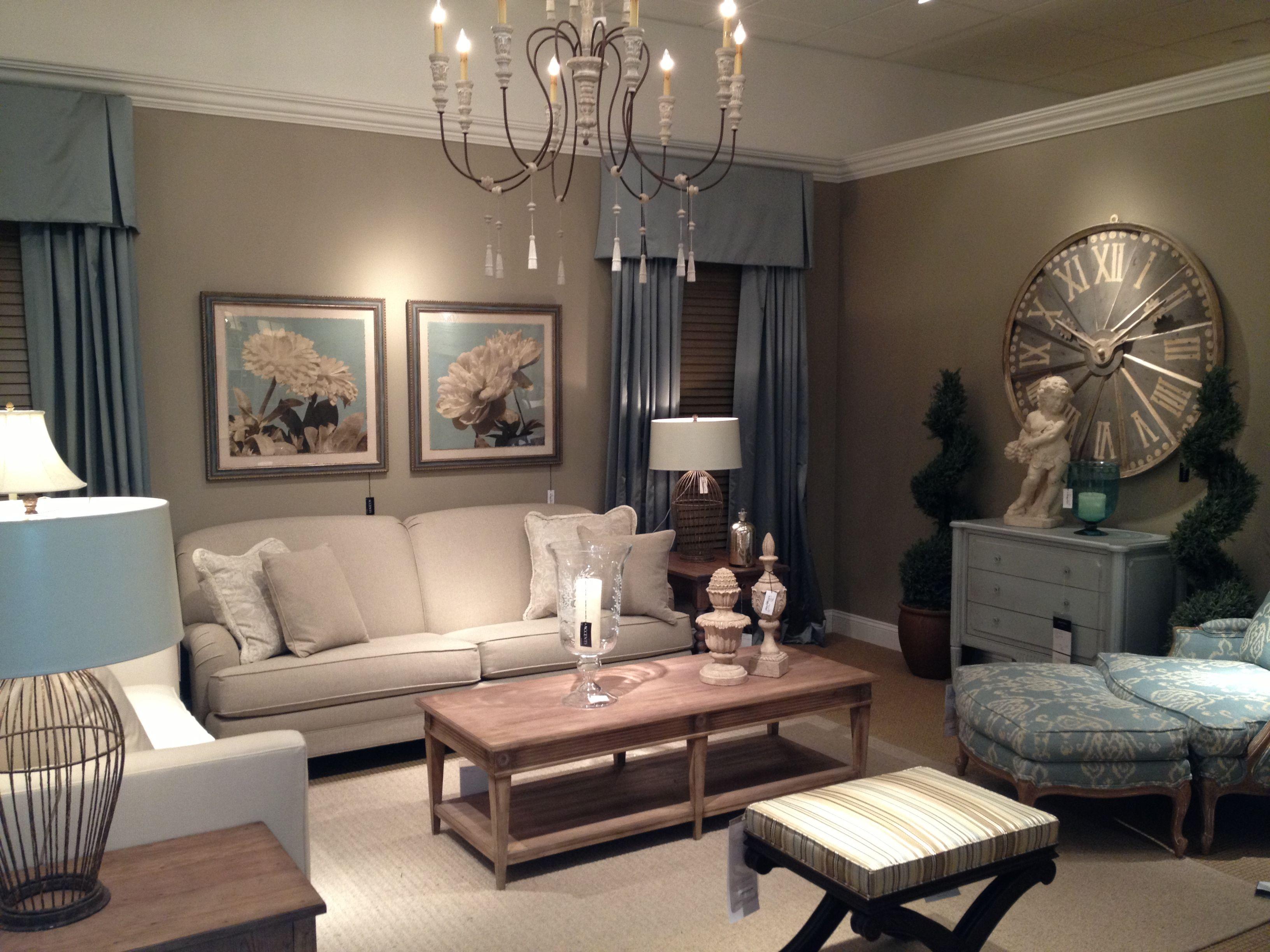 Ethan Allen living room  For the Home  Pinterest