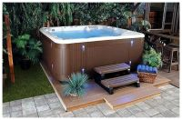 Small Backyard Ideas Hot Tub | www.pixshark.com - Images ...
